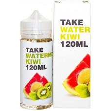 Жидкость Take 120 мл белая Watermelon Kiwi 3 мг/мл (с коробкой)