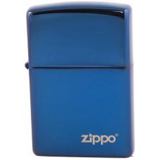 Зажигалка Zippo 20446ZL Classic Sapphire Бензиновая