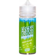 Жидкость Fresh Blood Salt v2 120 мл Green Blood 3 мг/мл