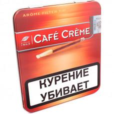 Сигариллы Cafe Creme Filter Tip Arome (с мундштуком) 10*10*20