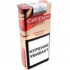 Сигариллы Cafe Creme Filter Caramel Cream 10*10*20