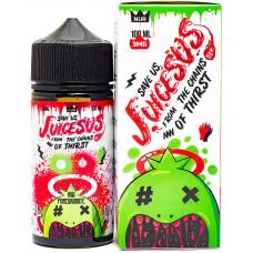 Жидкость Juicesus 100 мл Kiwi Pomegranate 3 мг/мл