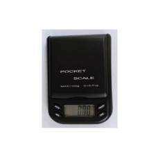 Весы Pocket Scale Чёрные AAA 200g/0.01g