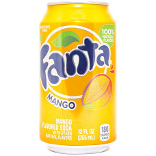 Напиток Fanta Манго 355 мл