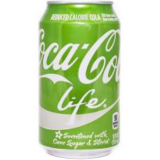 Напиток Coca-Cola Life 355 мл