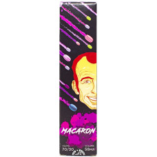 Жидкость The Presidents 58 мл Macaron 0 мг/мл