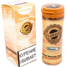 Табак трубочный TURBO DOKHA Classic Крепость N1 12 гр (банка) ОАЭ