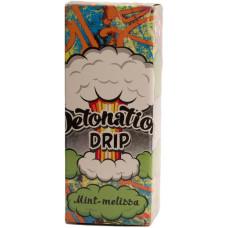 Жидкость Detonation DRIP 50 мл Mint/Melissa 3 мг/мл