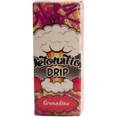 Жидкость Detonation DRIP 50 мл Grenadine 3 мг/мл