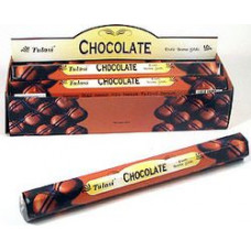 Благовония Sarathi Шоколад Chocolate Аромапалочки HEXA