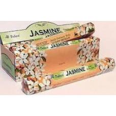 Благовония Sarathi Жасмин Jasmine Аромапалочки HEXA