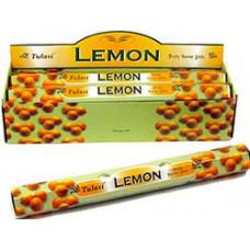 Благовония Sarathi Лимон Lemon Аромапалочки HEXA