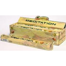 Благовония Sarathi Медитация Meditation Аромапалочки HEXA