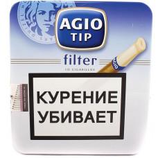 Сигариллы Agio Tip Filter 10*10
