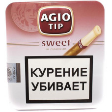 Сигариллы Agio Tip Sweet 10*10