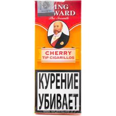 Сигариллы King Edward Тип с мундштуком Cherry 5*5