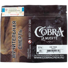 Табак Cobra La Muerte 40 гр Пихта 771 Fir