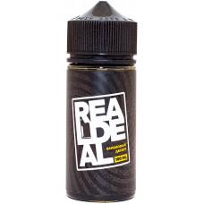 Жидкость Real Deal 100 мл Банановый Десерт 0мг/мл