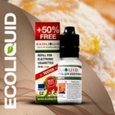 Жидкость EcoLiquid 15 мл Мятная Дыня 12 мг/мл