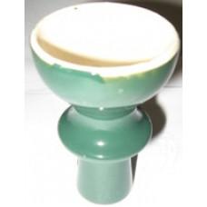 Чашка внешняя с юбкой зелёная MYA 744200 (для табака)