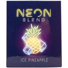 Смесь Neon Blend 50 г Ледяной Ананас (Ice Pineapple) (кальянная без табака)