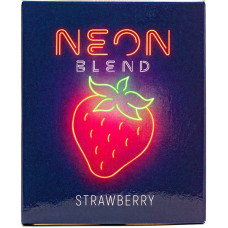 Смесь Neon Blend 50 г Клубника (Strawberry) (кальянная без табака)