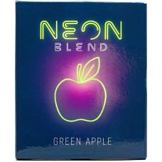 Смесь Neon Blend 50 г Зеленое Яблоко (Green Apple) (кальянная без табака)