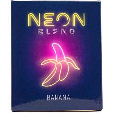 Смесь Neon Blend 50 г Банан (Banana) (кальянная без табака)