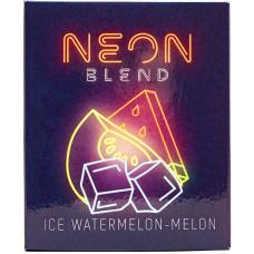 Смесь Neon Blend 50 г Ледяной Арбуз Дыня (Ice Watermelon Melon) (кальянная без табака)