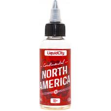 Жидкость Continental 60 мл North America 0 мг/мл