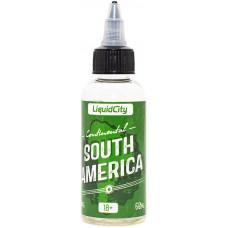Жидкость Continental 60 мл South America 0 мг/мл