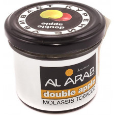 Табак AL ARAB 40 г Двойное Яблоко (Double Apple)