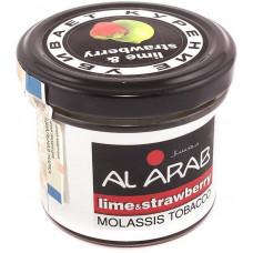 Табак AL ARAB 40 г Клубника Лайм (Lime Stawderry)