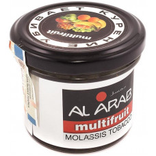 Табак AL ARAB Мультифрукт 40 г (Multifruit)
