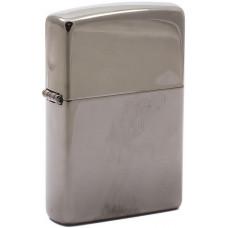 Зажигалка Zippo 150ZL Classic Black Ice Бензиновая