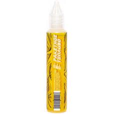 Жидкость Ракетное Топливо 80% VG 30 мл Желтое 01.5 мг/мл Банановый Клей для Дрипок