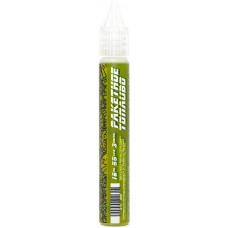 Жидкость Ракетное Топливо 55% VG 15 мл Зеленое 3 мг/мл Яблочный Гель для Баков