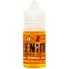 Жидкость Zenith Salt 30 мл Scorpius 20 мг/мл