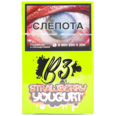 Табак B3 50 гр Strawberry Yougurt