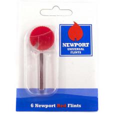 Кремни для зажигалок Newport Англия