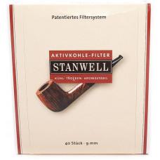 Фильтры д/трубки STANWELL 9 мм 40шт