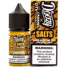 Жидкость Doozy Salts 30 мл Caramel Tobacco 50 мг/мл