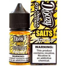 Жидкость Doozy Salts 30 мл Vanilla Custard 50 мг/мл