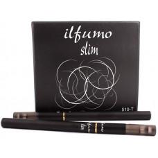 Набор ilfumo Slim-T 340 mAh Черный с кнопкой (JoyeTech 510-T XL)
