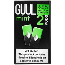Картридж GUUL Мята Mint 2-Pack 0.7 мл 60 мг