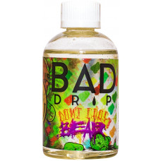 Жидкость Bad Drip (клон) 120 мл Dont Care Bear 3 мг/мл