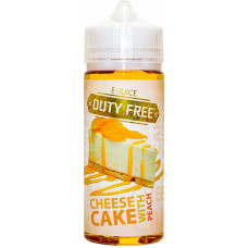 Жидкость Duty Free Fresh 120 мл Cheesecake Peach 3 мг/мл