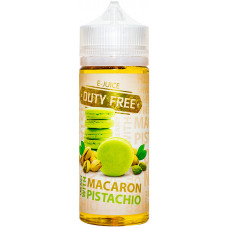 Жидкость Duty Free Fresh 120 мл Creamy Macaron Pistachio 3 мг/мл