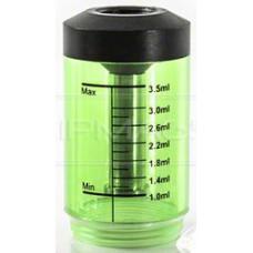Запасной Бак для BCC Mega Simple Черный (Бак Зеленый)