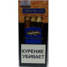 Сигариллы Handelsgold Chocolate Tip-Cigarillos 5*10*20
